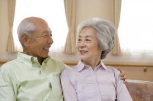 有料老人ホームで暮らす