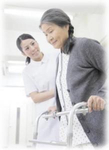有料老人ホームの看護師として仕事