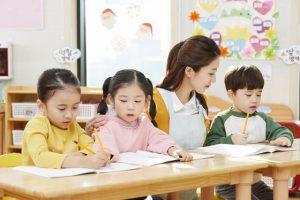 幼稚園で預かり保育