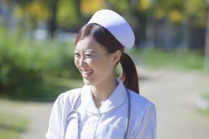 屋外での看護師バイト