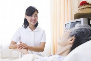 介護付有料老人ホームの看護師として働く