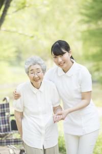 介護老人保健施設で働く看護師